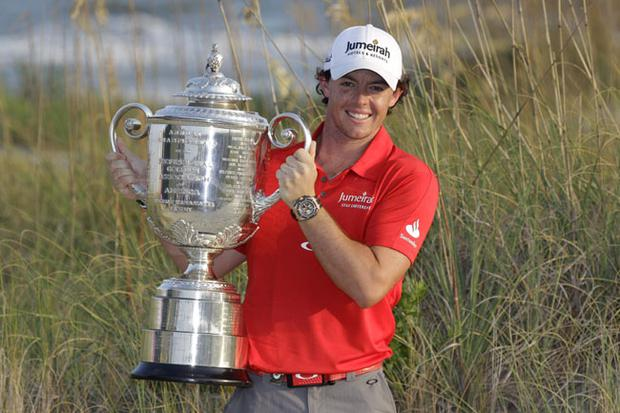 Rory McIlroy has terminated his contract with Horizon Sports Management