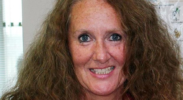Carole Waugh was found with a single stab wound inside a car at a garage in south-west London (Metropolitan Police/PA)