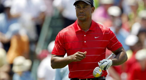 Tiger Woods remains fours majors away from Jack Nicklaus' record of 18