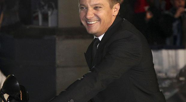 Jeremy Renner said he's glad fame came later in his life