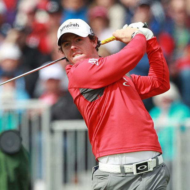 Rory McIlroy earned praise from his fellow professional golfers after winning the USPGA Championship