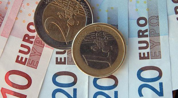 Analysts suggest there is a 'fair chance' the eurozone economy might contract further