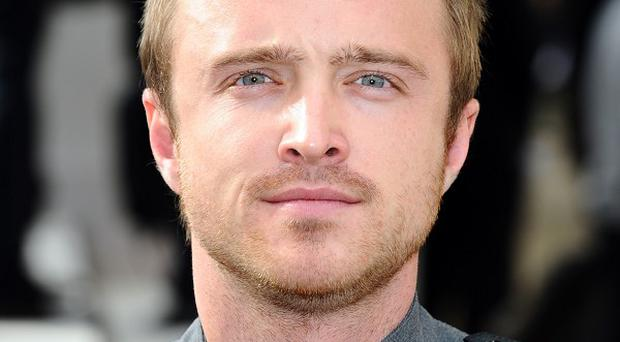 Aaron Paul will star in the big screen version of Long Way Down