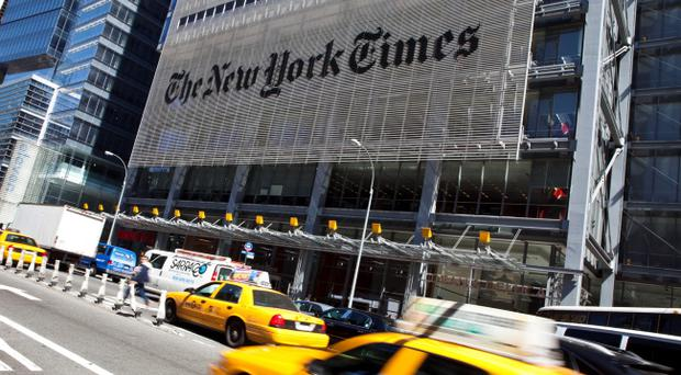 The New York Times announced August 14, 2012 that Mark Thompson, the outgoing director general of the BBC, will be the New York Times new president and and chief executive