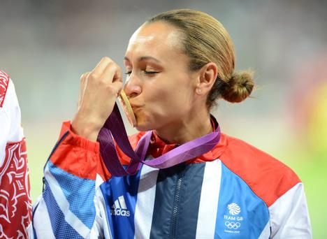 Another title? There have already been calls for Jess Ennis to be honoured