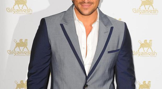Peter Andre has been picking up tips from his new TV show