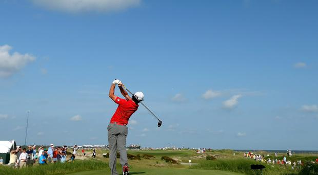 Rory McIlroy's swing is the envy of so many of his fellow professional golfers