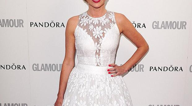 Amanda Holden is set to renew her marriage vows