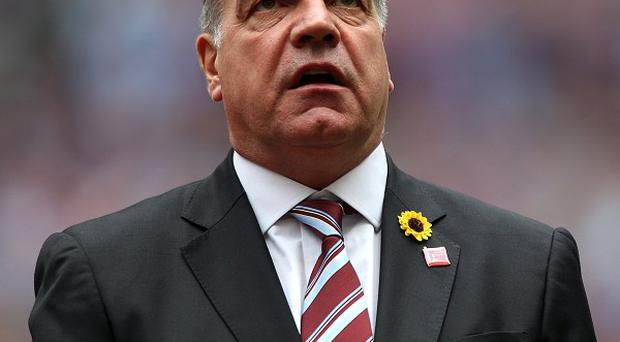 Sam Allardyce's West Ham host Crewe in the Capital One Cup second round