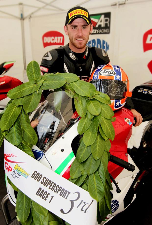 Lee Johnston aims to follow up his good form at the Ulster Grand Prix with success in the Adelaide Masters Bishopcourt