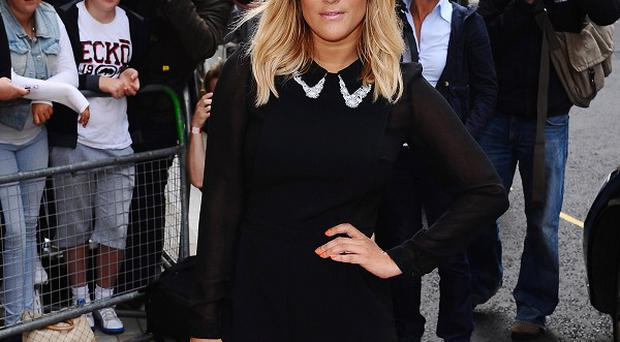 Caroline Flack admitted she was hurt by a critical fan magazine article