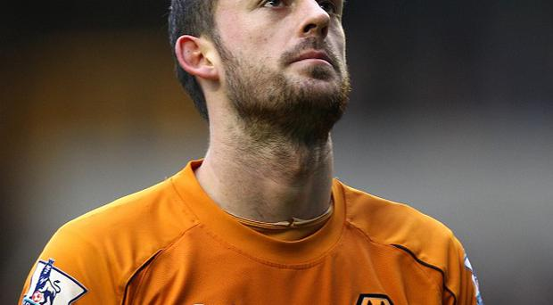 Steven Fletcher, pictured, is Premier League quality according to Christophe Berra
