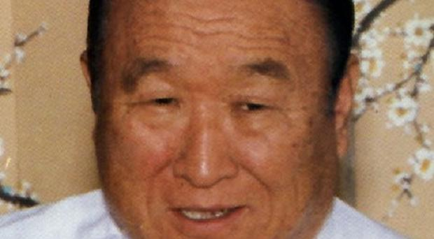 Sun Myung Moon, founder of the Unification Church, is being treated for pneumonia in a South Korean hospital