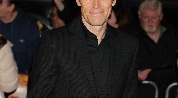 Willem Dafoe recently signed up for Whiskey Bay