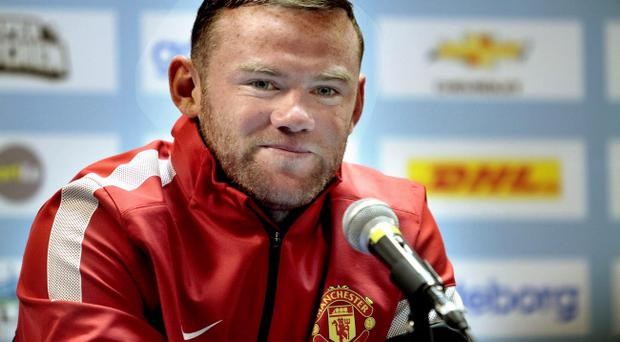 Wayne Rooney is said to want a transfer away from Manchester United