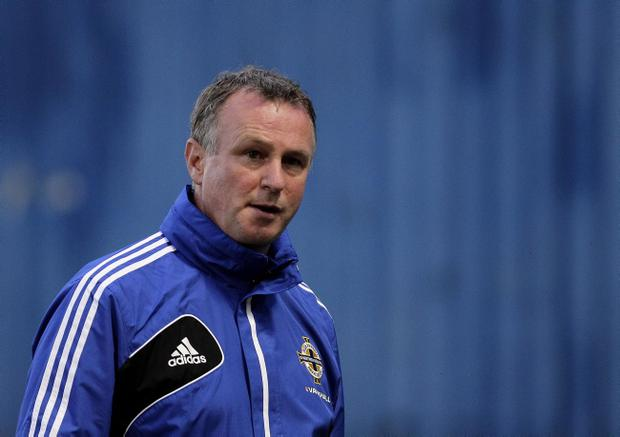 Michael O'Neill can't wait for the real business of the qualifiers