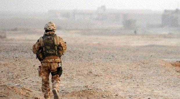 Coalition forces in Afghanistan claim only 10 per cent of attacks on foregin troops can be linked to infiltrators
