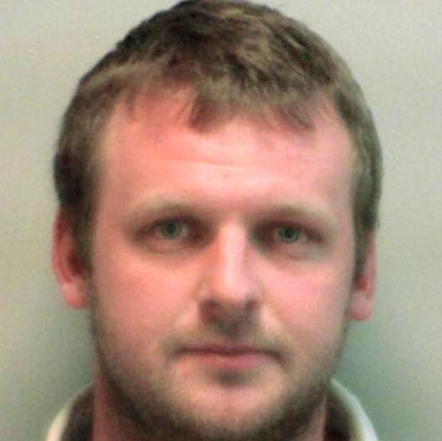 Charlie Tomlinson smuggled an estimated 23kg of heroin, 10kg of cocaine and 23,000 ecstasy tablets (UKBA/PA)