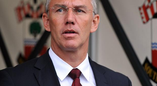 Nigel Adkins says Southampton aim for more than just survival on their Premier League return