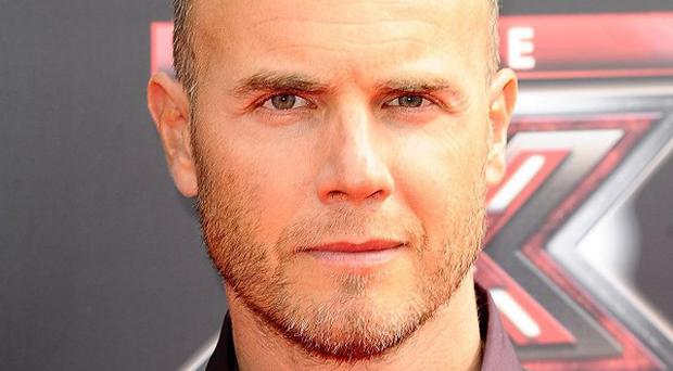 Gary Barlow said he will be there to mentor his acts