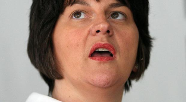 Arlene Foster says the ICT sector is central to Northern Ireland's future economic growth