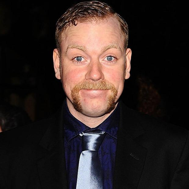 Rufus Hound's trademark moustache has been sacrificed to help his acting career