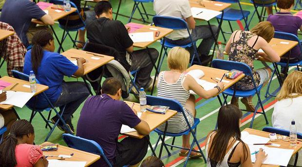 A-level results in Northern Ireland are 'in line with expectations', officials said