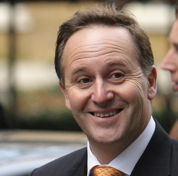 New Zealand's prime minister John Key said his country is to withdraw its troops from Afghanistan earlier than planned