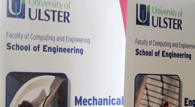 Fail mark: the admissions fiasco at University of Ulster means an additional 100 students could take up places after an IT error at the college's school of Computing and Engineering