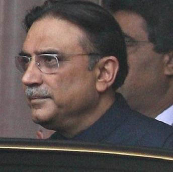 Pakistan's president Zardari has ordered an investigation into a teenager's arrested over allged blasphemy