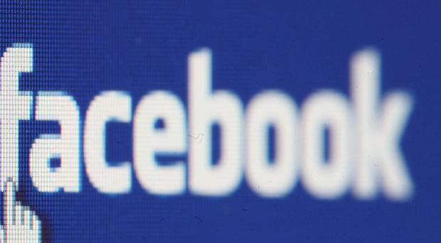 Shares in Facebook have fallen to less than half their original value