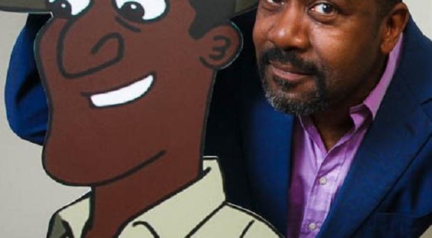 Lenny Henry voices Iggy in Phineas And Ferb
