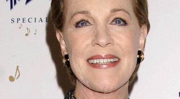 Dame Julie Andrews, 76, permanently lost her full vocal range after an operation in 1997
