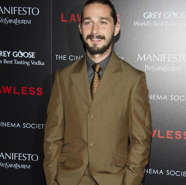 Shia LaBeouf has been cast in Nymphomaniac