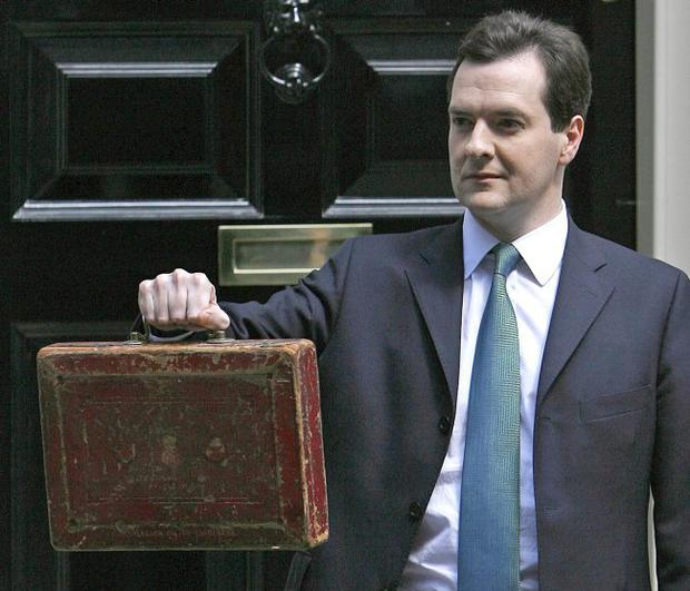 George Osborne announced changes in tax relief in the Budget