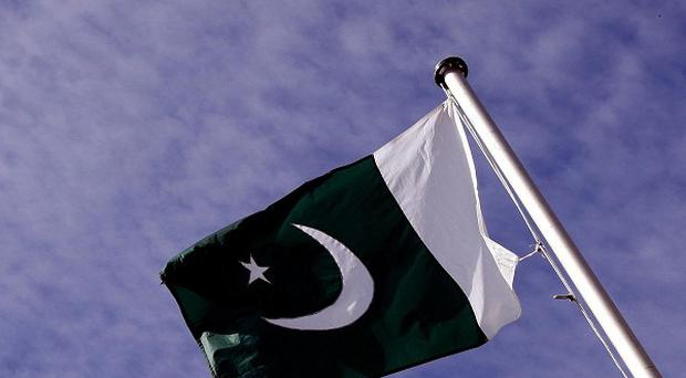 A bomb in Pakistan has killed at least one person