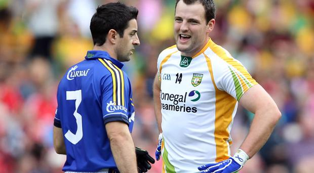 Michael Murphy's point-scoring has been pivotal to Donegal's run in the All-Ireland Championship