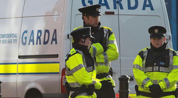 The pensioner was found dead outside his house in Monamolin, Co Wexford