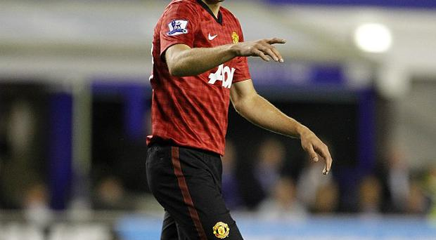 Robin van Persie, pictured, did not get the right service according to Sir Alex Ferguson
