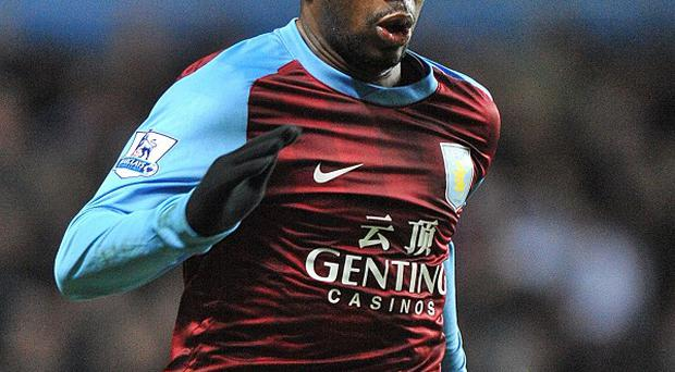 Charles N'Zogbia hopes to find the net more often for Aston Villa this season