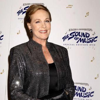 Dame Julie Andrews has backed ground-breaking vocal cord research