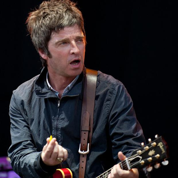 Noel Gallagher's High Flying Birds delighted fans at the Belsonic music festival in Belfast