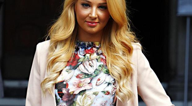 Tulisa Contostavlos is looking for a man who will accept her independence