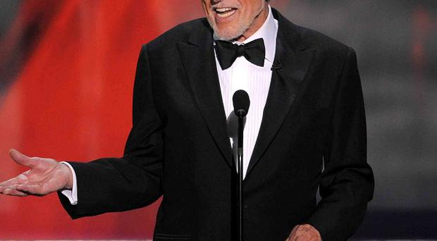Dick Van Dyke is to receive the Screen Actors Guild's highest honour: The Life Achievement Award