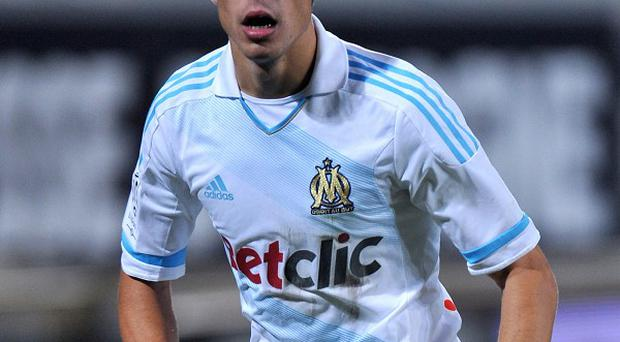 Marseille defender Cesar Azpilicueta has been left out of the Europa League squad