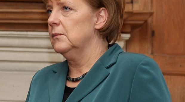 German Chancellor Angela Merkel has been named as the most powerful woman in the world