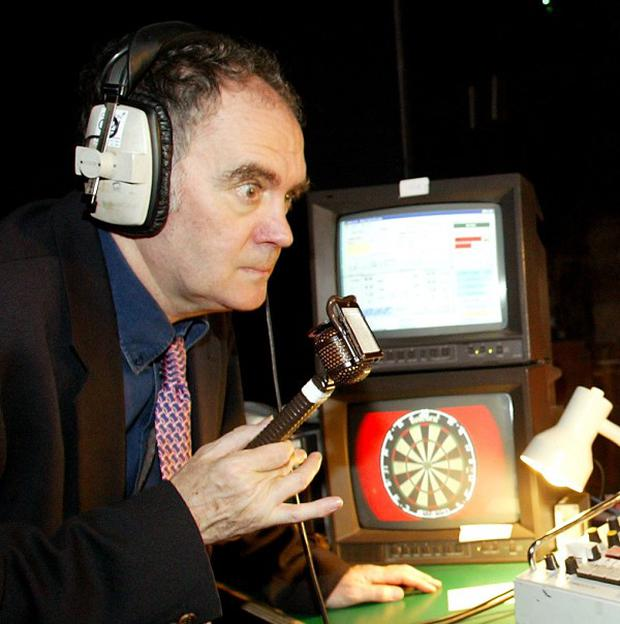 Darts commentator Sid Waddell died earlier this month following a battle against bowel cancer