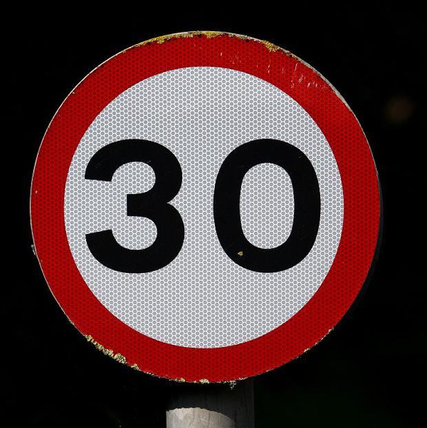 The majority of drivers want the limit on residential streets to be 30mph, a survey has found