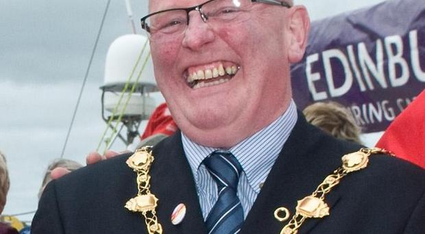Kevin Campbell's Londonderry address was targeted last month by officers investigating a splinter faction of the IRA