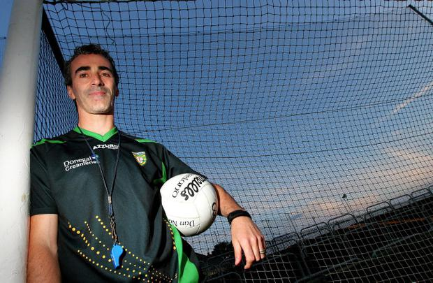 Donegal manager Jim McGuinness recognises that belief can prove the key to victory over Cork